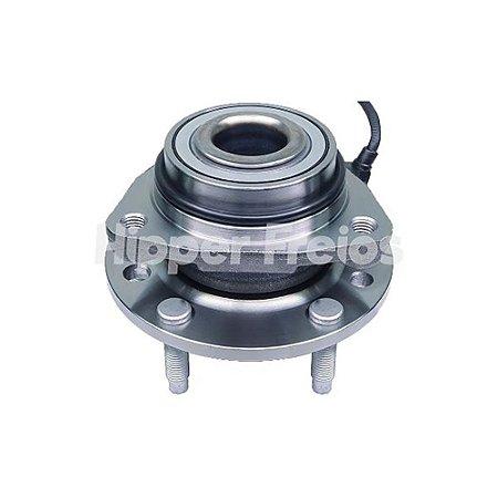 Cubo Roda Blazer / S10-  Dianteiro 5 Furos C/ Rolamento C/ Abs