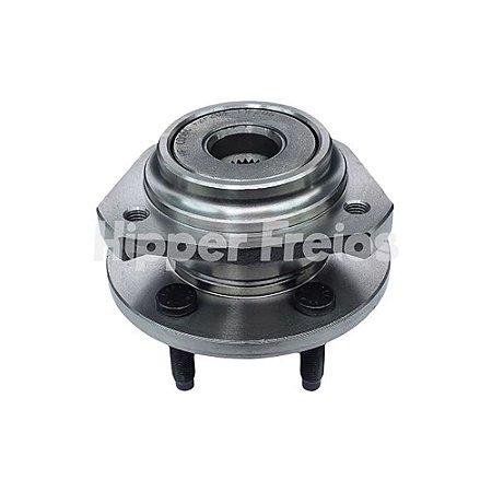 Cubo Roda Ranger - Dianteiro 5 Furos C/ Rolamento S/ Abs
