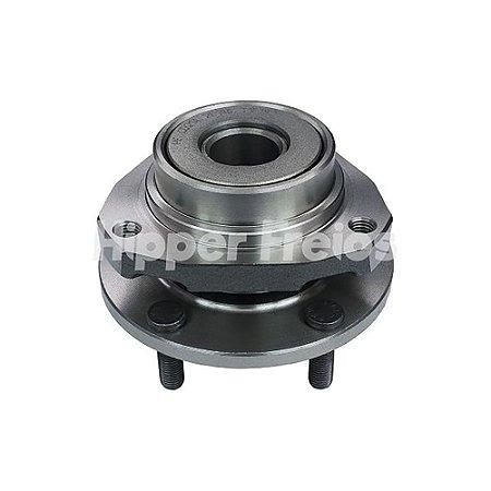 Cubo Roda Blazer - Dianteiro 5 Furos C/ Rolamento S/ Abs