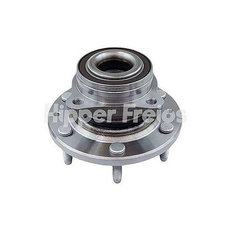 Cubo Roda Gm S10 - Dianteiro 6 Furos C/ Rolamento C/ Abs