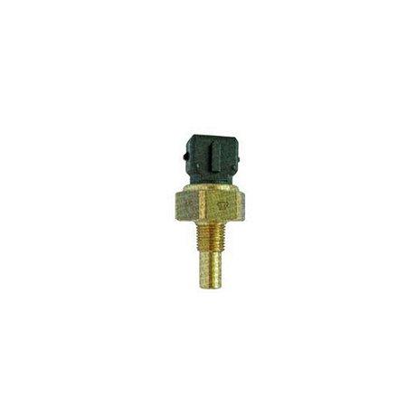 Sensor de Temperatura Agua Ford Courier - Plug Eletronico 2 Vias Preto