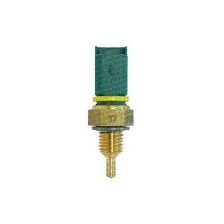 Sensor Temperatura Agua Peugeot 206 / 307 - Plug Eletronico 2 Vias Verde