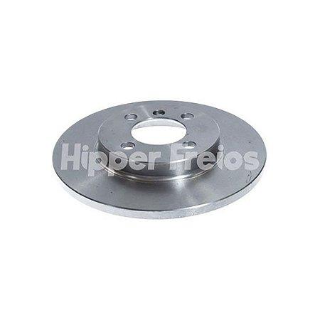 Disco Freio Bmw Dianteiro Solido S/ Cubo 260Mm 4 Furos