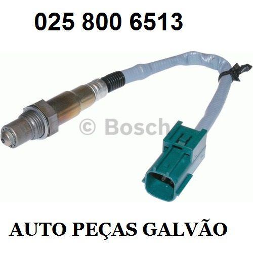 Sonda Lambda Nissan Sentra / Tiida 4 Fios Cinza/Verde/Preto