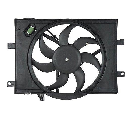 Ventilador Palio / Siena / Strada  - C/ Ar