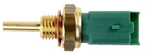 Sensor Temperatura Palio / Doblo / Siena - Agua Plug Eletronico 2 Vias Verde