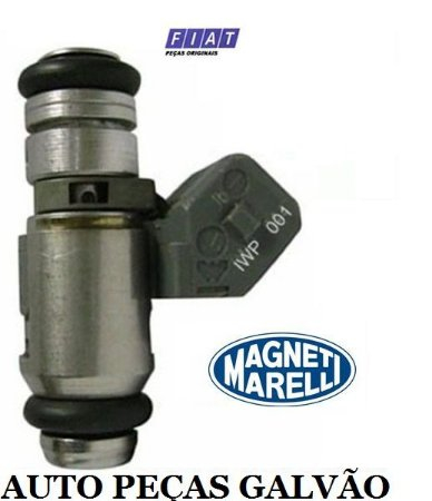 Bico Injetor Palio / Siena 1.6 16 V - Iwp001 Gasolina