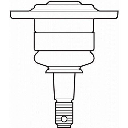 Pivo Blazer / S10 Suspensao Dianteiro Superior Esquerdo/Direito