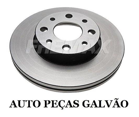 Disco Freio Palio / Siena Dianteiro Ventilado S/ Cubo 240Mm 4 Furos Bd0178 Fremax