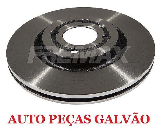 Disco Freio Gol / Voyage / Saveiro Dianteiro Ventilado S/ Cubo 280Mm 4 Furos Bd9611 Fremax