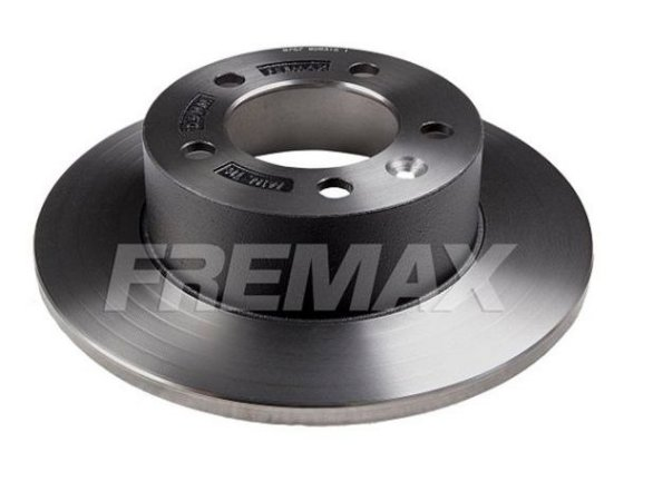 Disco Freio Renault Master Traseiro Solido S/ Cubo 305Mm 5 Furos Bd8767 Fremax