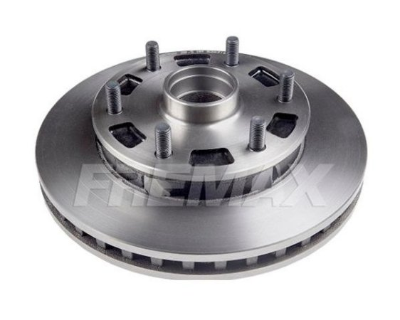 Disco Freio Blazer / S10 Dianteiro Ventilado C/ Cubo 276Mm 6 Furos Bd3969 Fremax