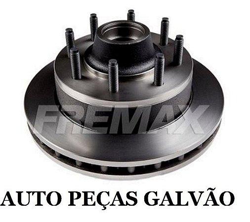 Disco Freio F250 / F350 Dianteiro Ventilado C/ Cubo 330Mm 8 Furos Bd0250 Fremax