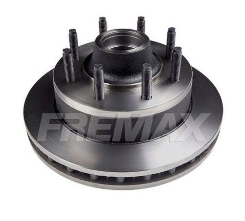 Disco Freio F250 / F350 Dianteiro Ventilado C/ Cubo 330Mm 8 Furos Bd4075 Fremax