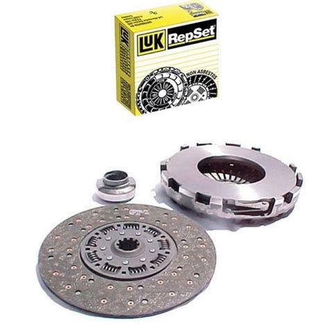 Kit de Embreagem Mercedes bens  Om1217/1721 - 6353501000 Plato , disco e rolamento
