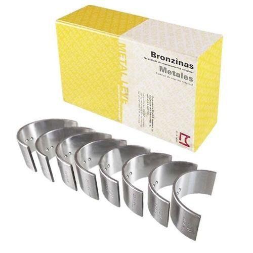 Bronzina Biela Fusca / Kombi / Gol / Brasilia Spa Std - Sbb121Jstd