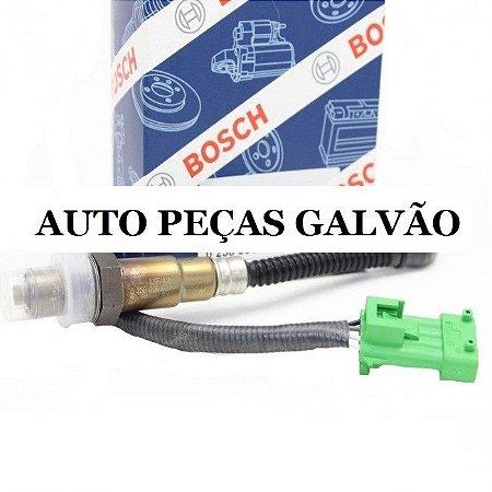 Sonda Lambda Peugeot 206 / Citroen 4 Fios Cinza/Verde