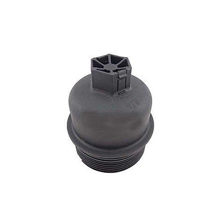tampa do suporte do filtro de oleo de motor renault master