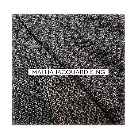 Malha Jacquard King
