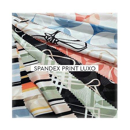 Spandex Print Luxo II
