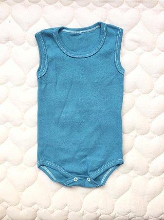 Body Regata - Azul Petróleo - Pimpinha