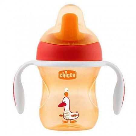Copo Training Cup +6M - Vermelho - Chicco