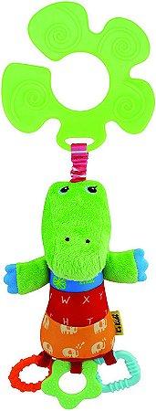 Móbile e Mordedor - Crocobloco para Carrinho - Ks Kids