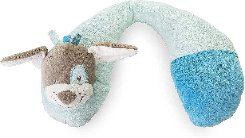Protetor de Pescoço 6+ - Cachorro Azul - KaBaby