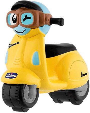 Brinquedo Mini Vespa Primavera - Amarelo - Chicco