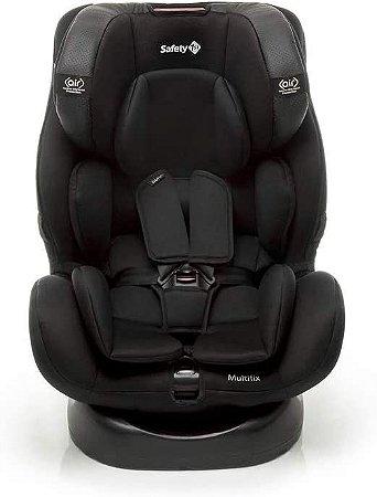 Cadeira para Auto Multifix com Isofix 0 a 36 kg - Black Urban - Safety 1 st