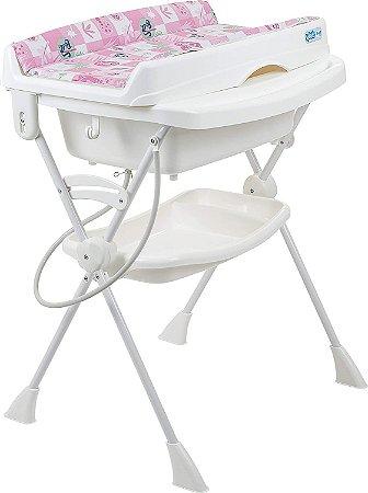 Banheira Splash - Peixinho Rosa - Burigotto