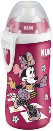 Copo Junior Cup Minnie 300 ml - Disney by Britto - Nuk