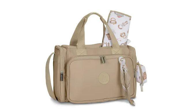 Bolsa Térmica Anne Baby - Caqui - Masterbag
