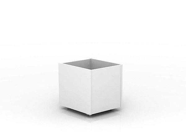 Baú Brinquedoteca - Branco Fosco - Quater