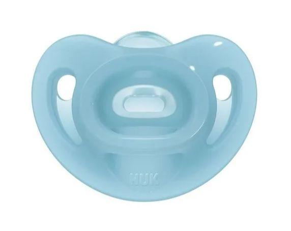 Chupeta Sensitive 0-6m - Azul - Nuk