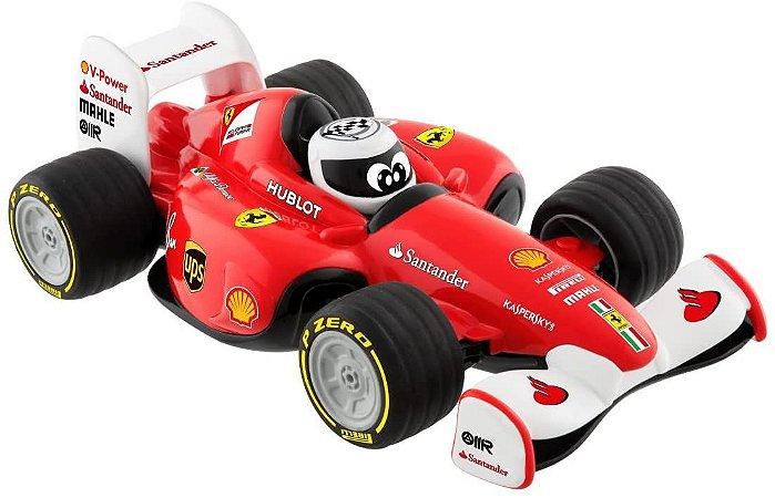 Carrinho Ferrari com Controle Remoto - Vermelho - Chicco
