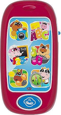Smartphone Animal - Vermelho - Chicco