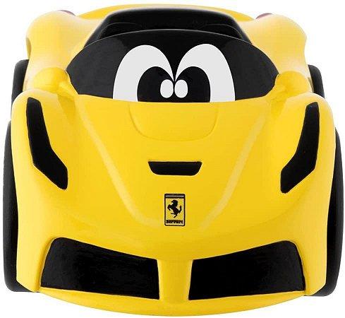 Mini Turbo Touch Ferrari - Amarela - Chicco