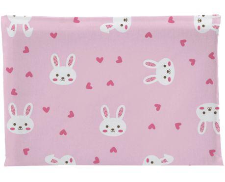 Travesseiro Antissufocante Coelha - Rosa - Bambi