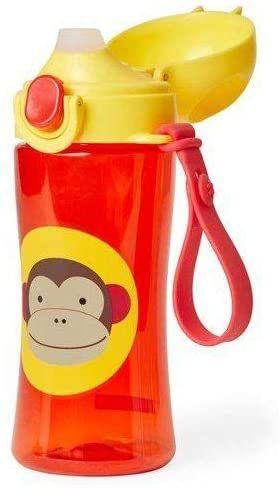 Garrafinha Esporte Zoo Macaco - Vermelha - Skip Hop