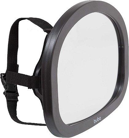 Espelho Retrovisor - Preto - Buba