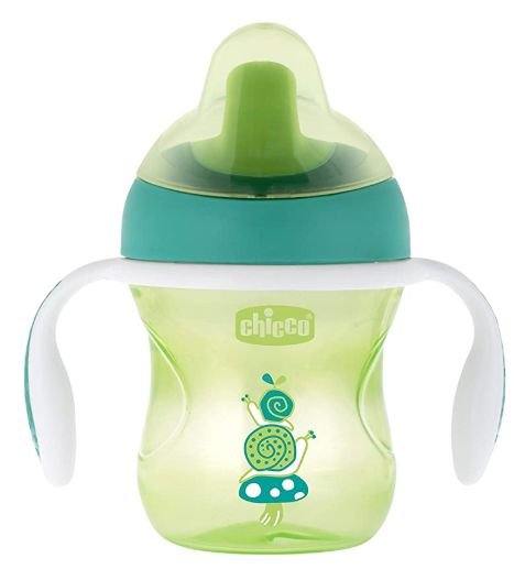 Copo Training Cup +6M - Verde - Chicco