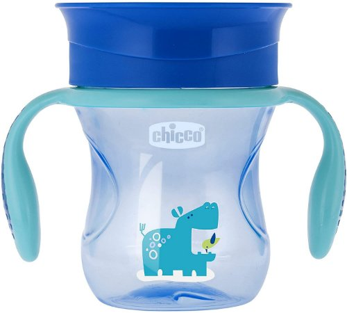 Copo Perfect Cup 12m+ Azul - Chicco