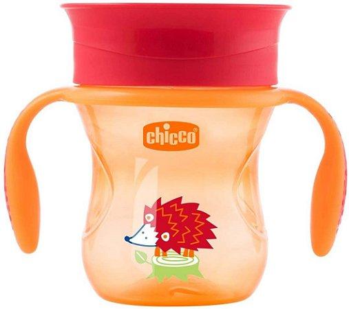 Copo Perfect Cup 12m+ Laranja - Chicco
