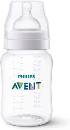 Mamadeira Anti-Colic 260ml +1m - Philips Avent