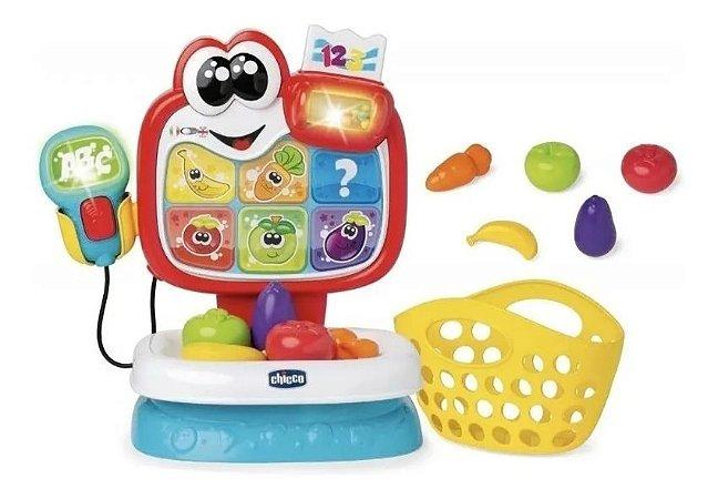 Toy ABC Baby Market - Vendinha Bilíngue - Chicco