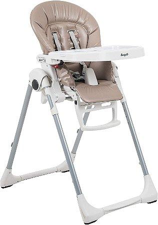 Cadeira Prima Pappa Zero 3 - Capuccino - Burigotto