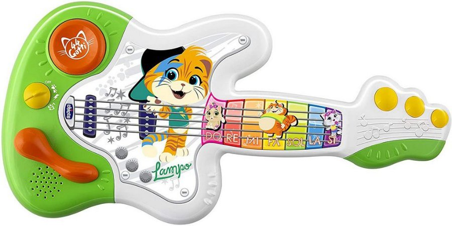 Guitarra 44 Cats - Chicco