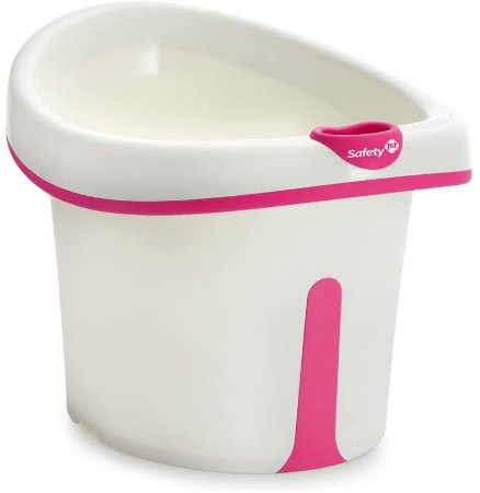 Banheira Bubbles Safety - Pink - Safety 1st