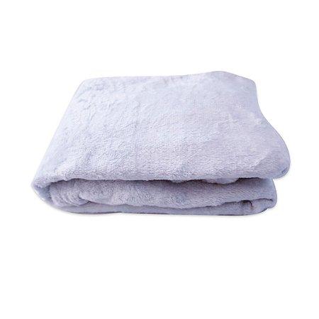 Manta Microfibra Encanto Baby Premium - Azul - Ksatex